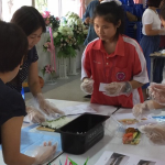 タイの高校生との異文化交流会!