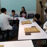 シラチャに将棋のプロがやってきた!